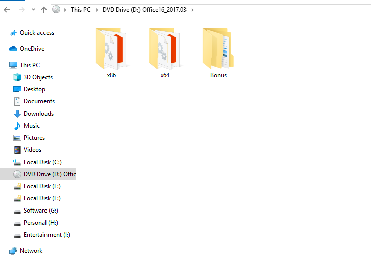 ms office files